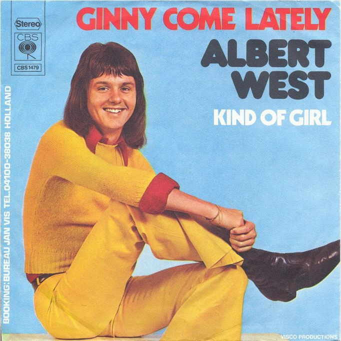 Albert West - Kind Of Girl