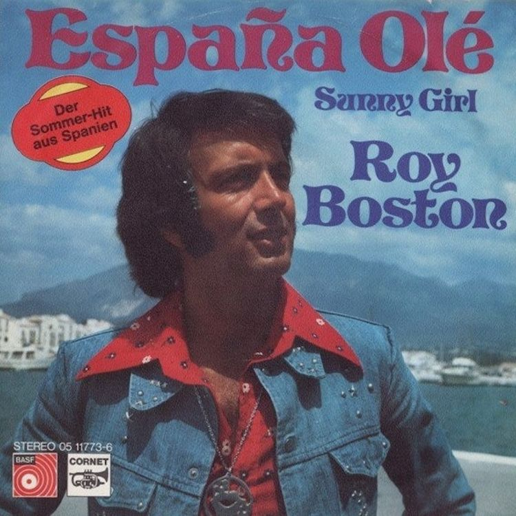 Roy Boston - España Olé!